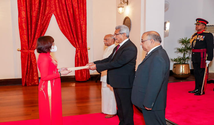 Vietnam to support Sri Lanka on investment and trade promotion