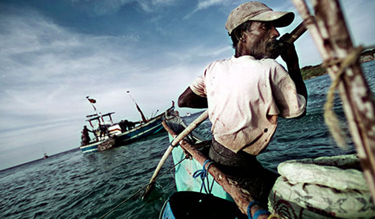 No decision has been taken to allow Indian fishermen to fish in Sri Lankan waters