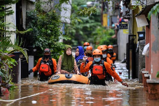 Landslides, Flash Floods Kill 44, Leave 9 Injured in Indonesia; Toll Expected to Rise