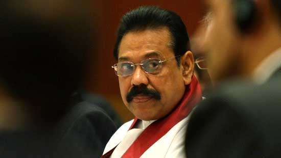 Tomorrow is crucial for the government. Discussion chaired by Mahinda at Temple Trees!