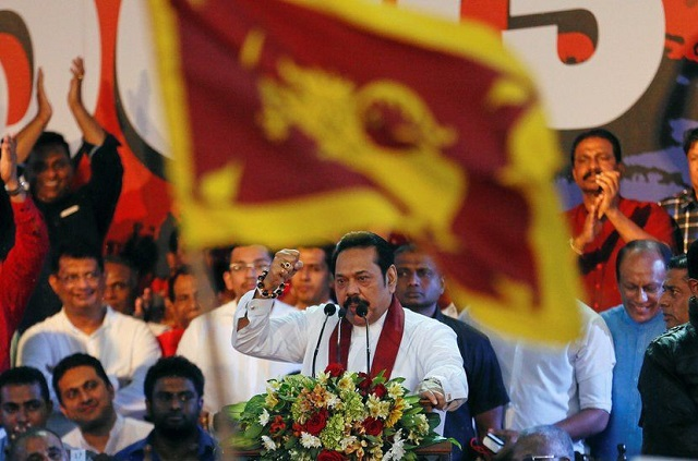 Sri Lanka: Birth pangs of the Rajapaksa Satrapy