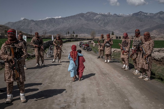 Disturbing Signals from Afghanistan