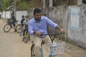 அம்பாரை மாவட்ட மக்கள் காங்கிரஸ் MP யின் இரட்டை முகம் அம்பலம்……