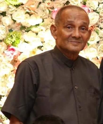 கலைச்சுடர் லியாஹுல் பன்னான்  அல்ஹாஜ் எம் பி ஹுசைன் பாரூக் இன்று காலமானார்.