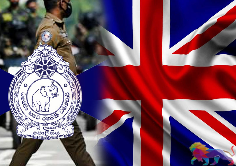 Scotland suspends Sri Lanka Police training programme over abuse fears