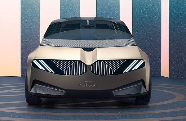 100% RECYCLABLE கார்களை தயாரித்துள்ள BMW கம்பெனி-