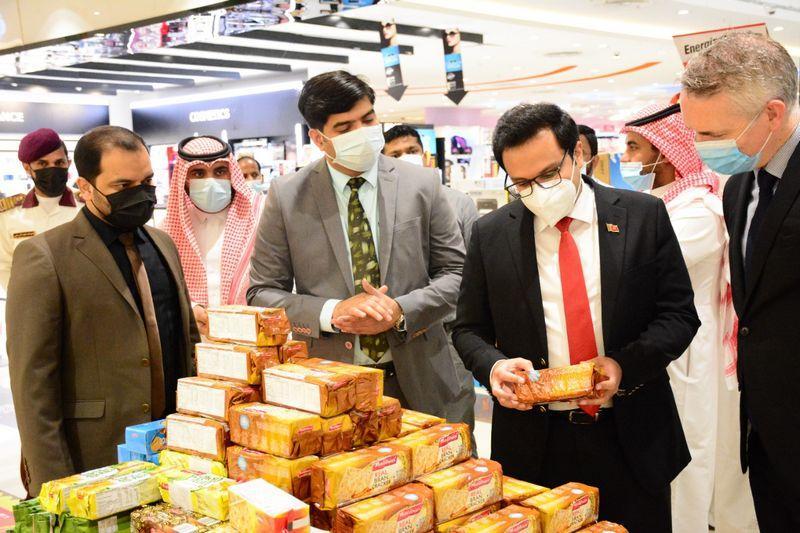 """Lulu Hypermarkets – launches """"Taste of Sri Lanka"""" across its Branches in the Western Region of KSA"""