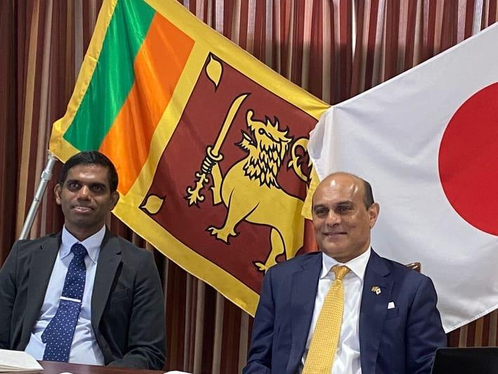 "Sri Lanka Mission in Japan Facilitates ""Laksala Handicrafts"" to Franchise in Japan"
